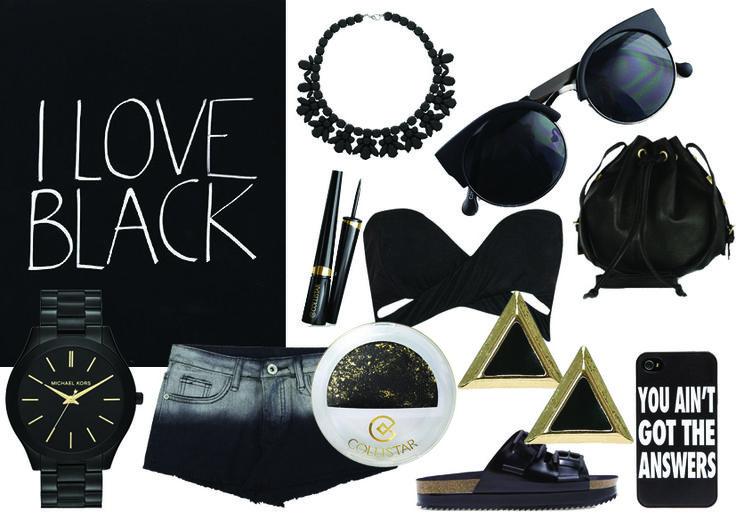 black mood
