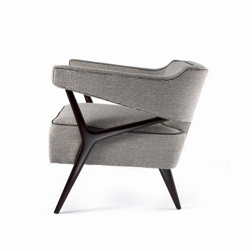 The Wallace Club Chair Studio Van den Akker