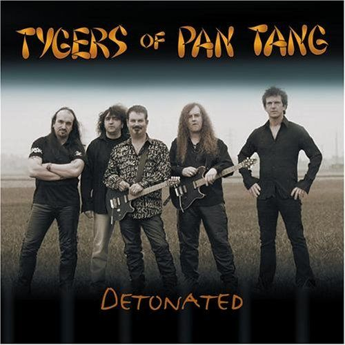 Tygers Of Pan Tang The Wreck Age