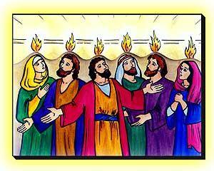pentecost in english
