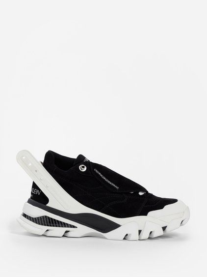 84ddcaec12bf Calvin Klein 205W39NYC Sneakers K0007 WHITEGREYRED in 2019