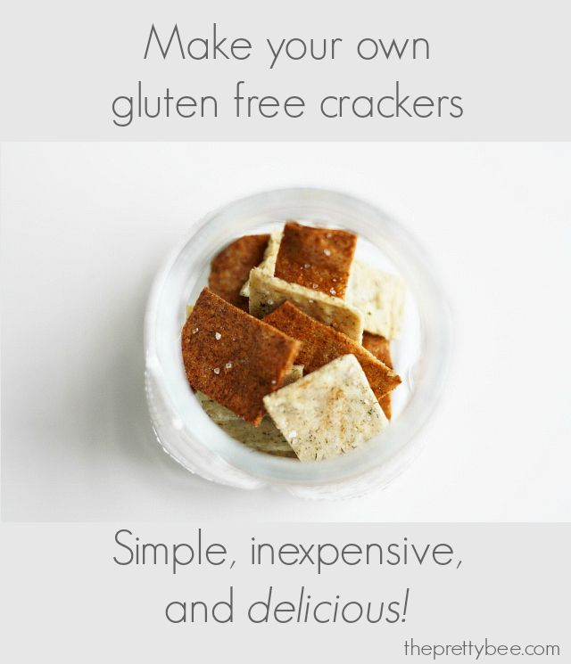 Fat free cracker recipes easy