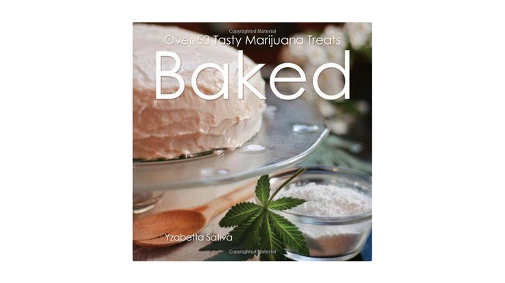 Baked: Over 50 Tasty Marijuana Treats - http://DesireThis.com/3586 - Baked is more than just a cookbook, it offers a way to explore a healthier way of life by expanding culinary horizons. Author and chef Yzabetta Sativah specializes in producing healthy baked goods for medical marijuana users, including those with special dietary requirements. This book includes such gourmet delights as Marshmallow Meltdown, Dreamy Raspberry Bars, Lavender Love Bites, Aloha Hawaiian Bread, Ba