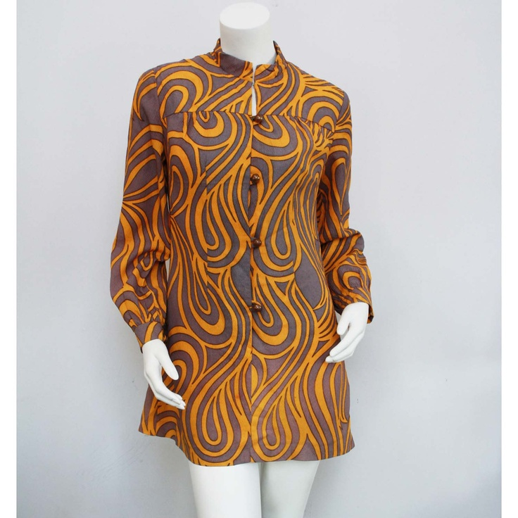 Carnaby Street fashions | 60s Vintage Carnaby Street Style Psychedelic by nicolasvintage
