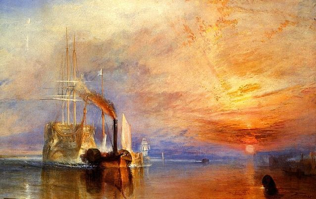 The Fighting Temeraire, a beloved work from its first showing in 1839, is Turner at his most powerfully populist http://ow.ly/rgTNt