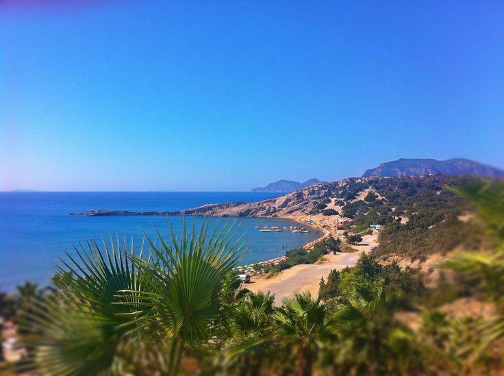 Paradise Beach, Kos Island, Greece