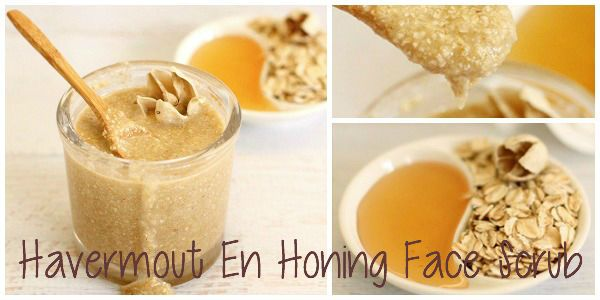Wist je dat havermout een geweldig ingrediënt is voor een face scrub. Havermout bevat anti-oxidanten die een jeukende en geirriteerde huid kalmeren.