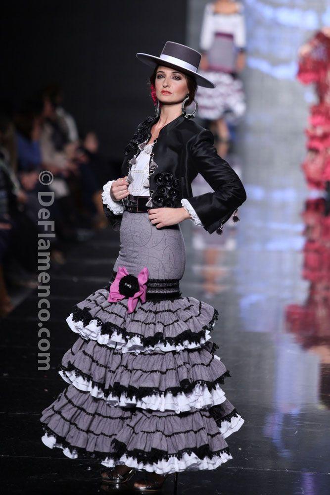 Fotografías Moda Flamenca - Simof 2014 - Margarita Freire 'Mis amores' Simof 2014 - Foto 16