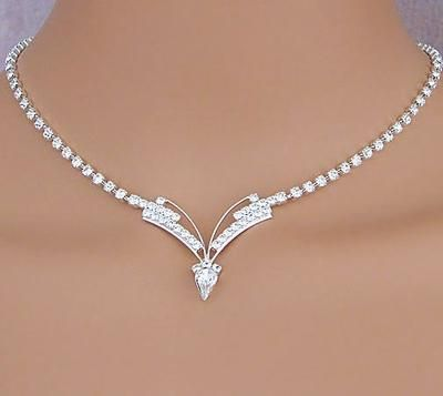 Best Moissanite Necklace Images On Pinterest Diamond