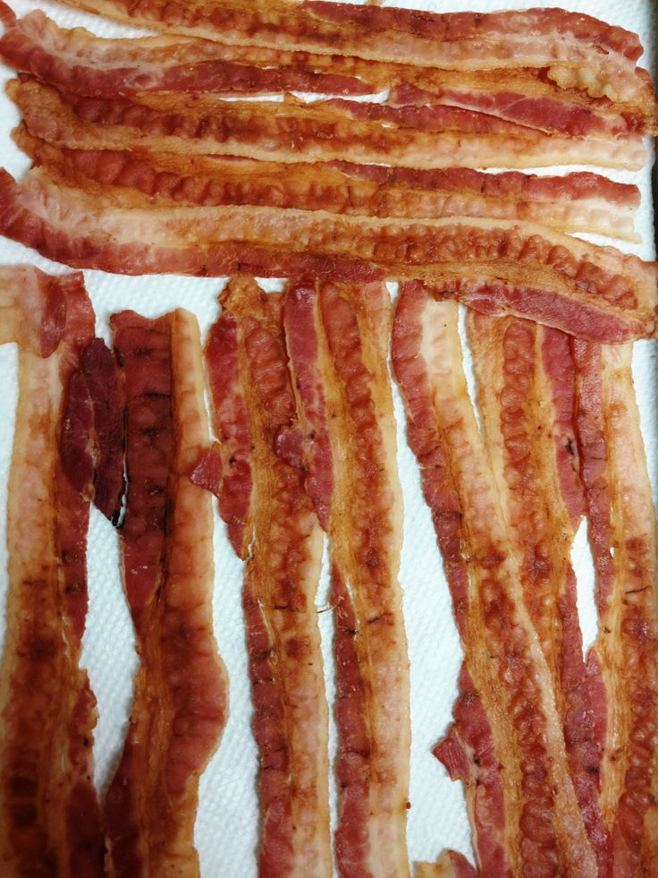 Freeze Dried, cooked bacon in my Harvest Right Home Freeze Dryer.  Come join my…