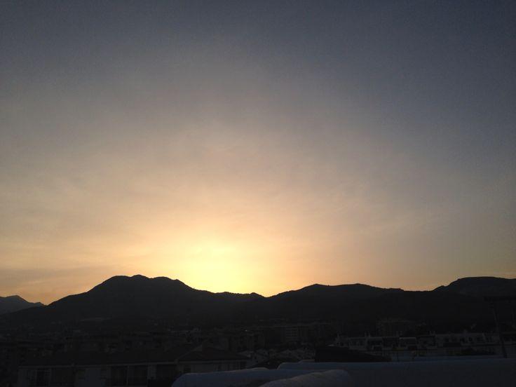 Sunset, Bedalmadena