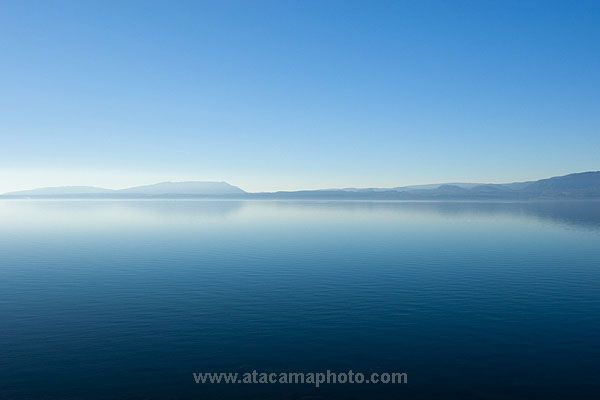 Morning traquility of Villarica Lake - Image lakedist28.jpg | ATACAMAPHOTO Nature and Wildlife Stock Photo Search