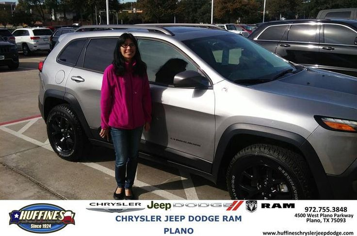https://flic.kr/p/N98GBL | #HappyAnniversary to Stacey and your new car  from Alan Reiff at Huffines Chrysler Jeep Dodge RAM Plano! | www.deliverymaxx.com/DealerReviews.aspx?DealerCode=PMMM
