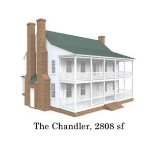 russell versaci architecture the chandler house plans
