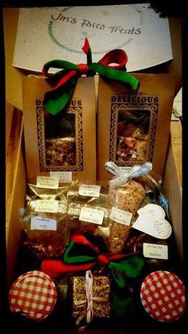 Jin's Paleo Christmas Hamper Delivery 23rd Of December – Jin's Paleo Treats
