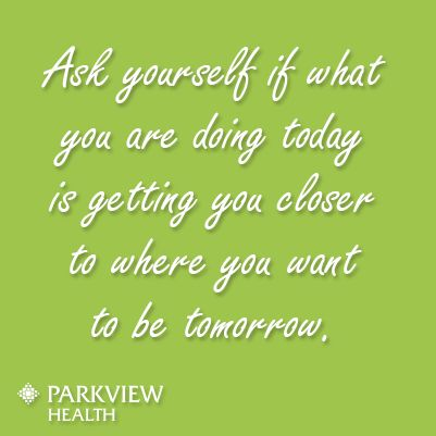 The resources you need for a healthier tomorrow. Start today.