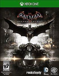 awesome Batman Arkham Knight (Microsoft Xbox One 2015) - For Sale