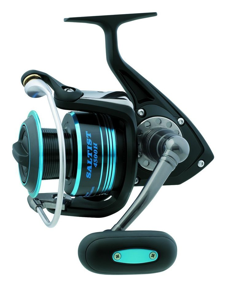 Daiwa STT6500H Saltist Salt Water Spinning Reel : Fishing Reels : Sports & Outdoors