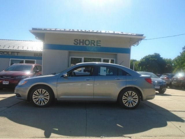 2013 Chrysler 200 Limited - Stock # G67B - Clarinda, IA 51632
