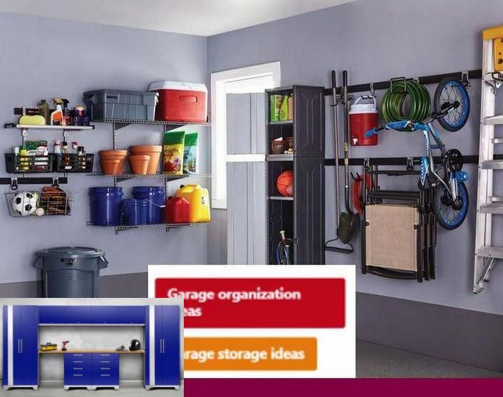 Garage Organization System Reviews And Steel Shelving