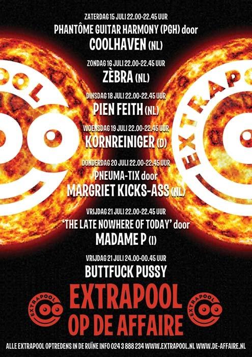 Affaire #extrapool #redbol