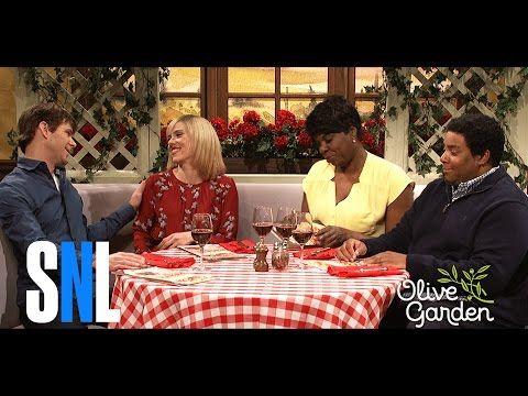 Olive Garden - SNL - YouTube