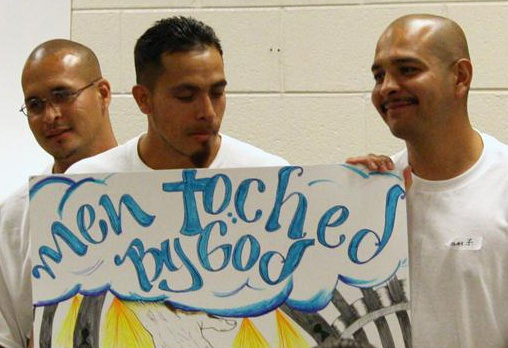 Can men come to know Christ in jail?  You betcha!  Start a church jail ministry and just see what GOD CAN DO!