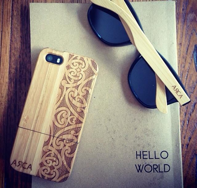 Taking notes in the Arca Apparel Note book filled with motivational quotes, plenty of special section including, Weekly goals. Mucic,Movies,Books to get and plenty of quotes to get your day off to a good start. Arca Bamboo phone case and bamboo sunglasses. www.ArcaApparel.com @ArcaApparel