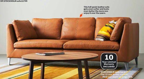 The 25 Best Orange Leather Sofas Ideas On Pinterest: Top 25+ Best Leather Sofa Bed Ikea Ideas On Pinterest