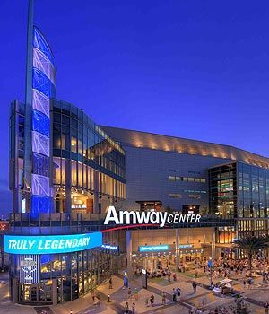 Amway Center Named Sports Facility of the Year