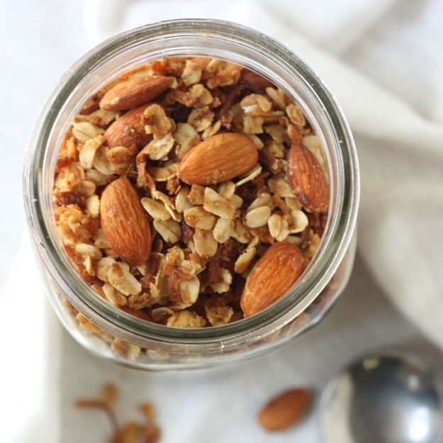 How to Make Your Own Granola | Completely Delicious...good basic recipe that allows for adjustments and other add-ins