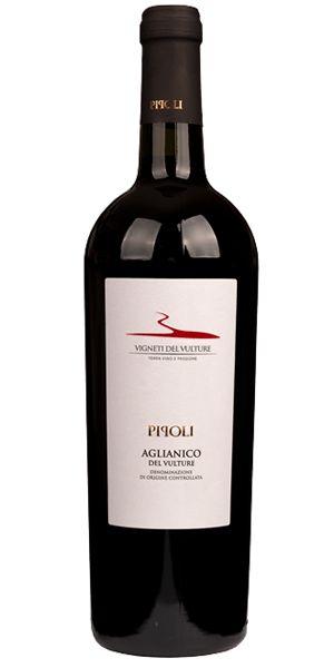 Pipoli Aglianico del Vulture Vigneti del Vulture (2010).【Color】Red 【Category】Vino Rosso 【Origin】Basilicata, Italia 【Producer】Vigneti del Vulture 【Grade】I.G.P. 【Variety】100% Aglianico 【Memo】豊かで強い香りがかなり◎。スパイシー且つフルーティーな香りが好き。ソフトなタンニン、渋すぎないがしっかりした後味。★★★★