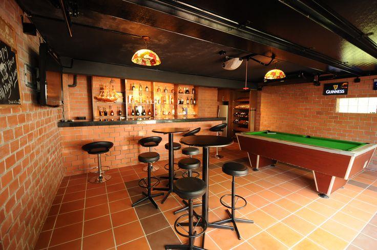 Garden Shed Bar Conversion