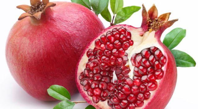 Πυρφόρος Έλλην: Ρόδι, το φρούτο που καθαρίζει και διατηρεί τις αρτ...