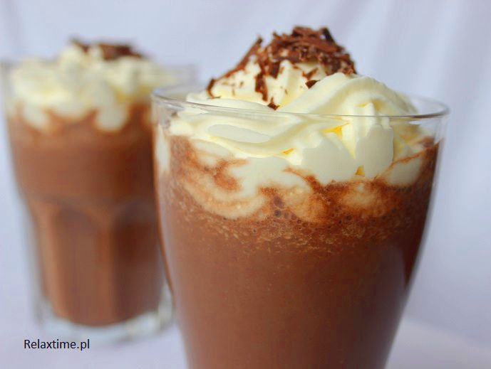 Bananowa kawa mrożona | Relaxtime