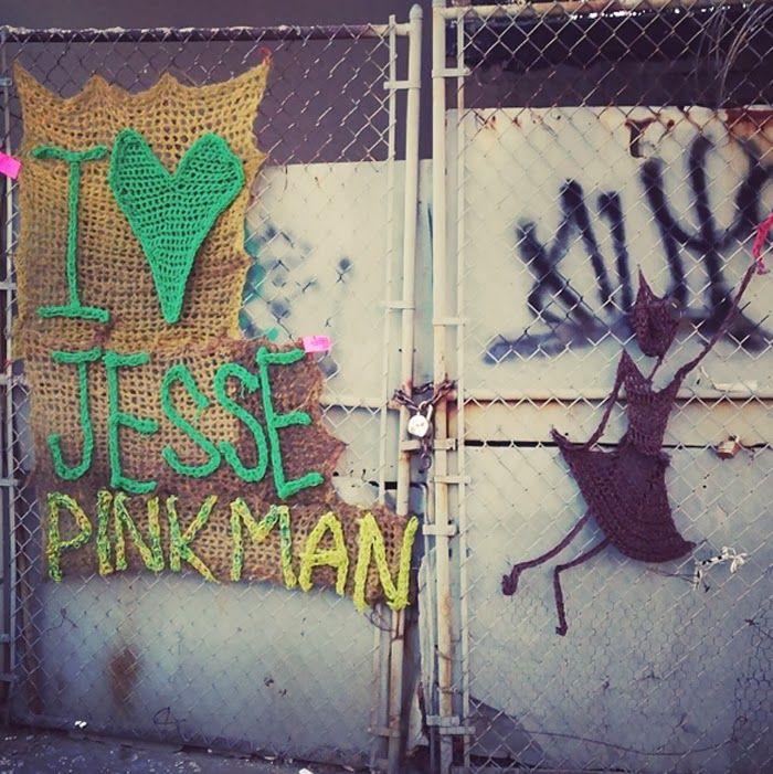 Urban Knitting Graffiti : Best yarn bombing intervenção urbana images on
