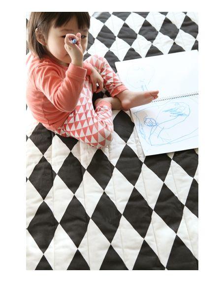 kid's fabric/pad/playmat