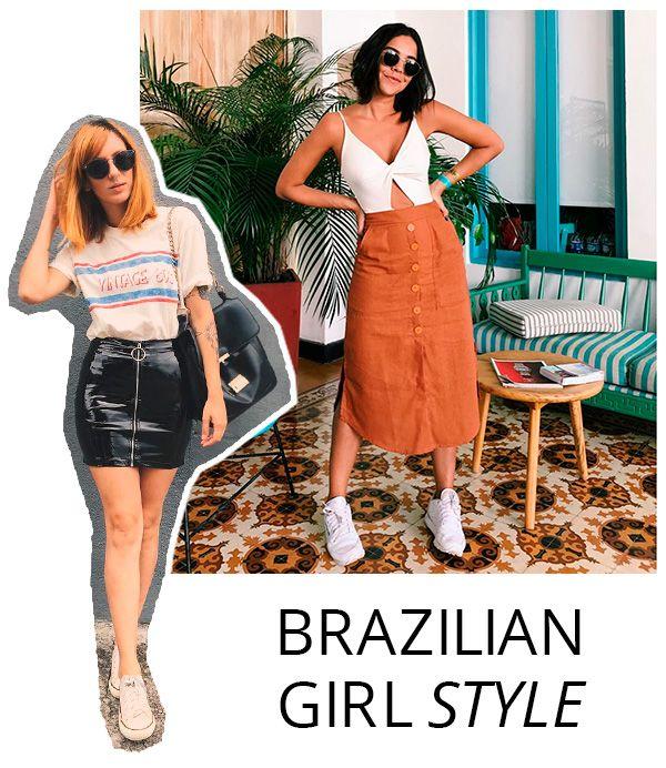 BRAZILIAN GIRL STYLE