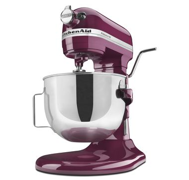 KitchenAid Professional 5-Quart Stand Mixer with Spiralizer, Recipe Book Plus $80 Mail-In Rebate