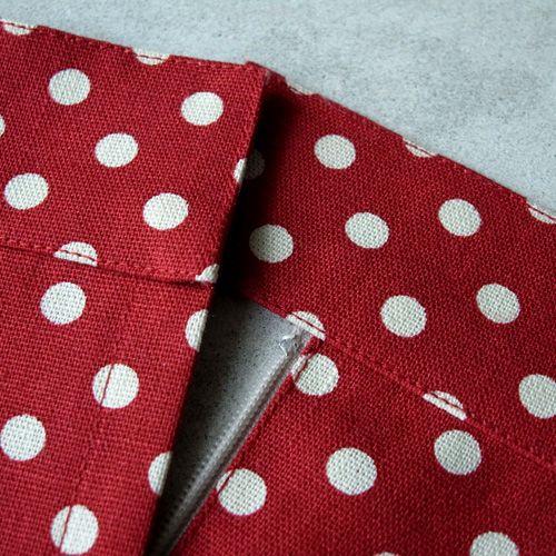 Coser una pretina - la manera rápida y fácil de aplicar la cintura perfecta con costuras de borde en la parte superior.