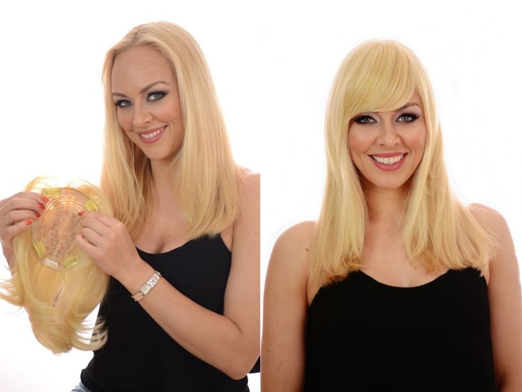 Hair By MissTresses - Topper Crown Hairpiece with Soft Fringe | Great For Concealing Hair Loss , £30.00 (http://www.celebwigs.com/topper-crown-hairpiece-with-soft-fringe-great-for-concealing-hair-loss/)