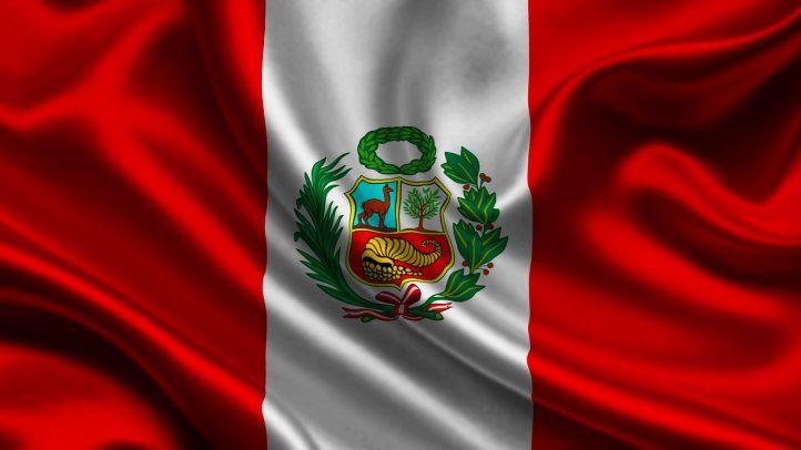Bandera Del Perú (La Bandera mas bonita del mundo y con el mejor himno del mundo)