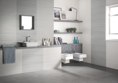 Dress Up - Piastrelle Bagno - contemporary - bathroom tile - other metro - Ceramiche Supergres