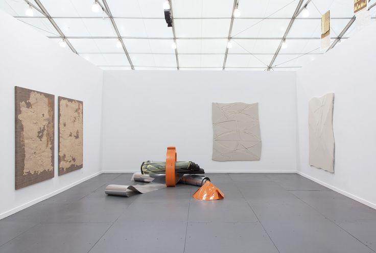 Frieze Art Fair 2014, New York Works by John Henderson, Sonia Kacem, Wyatt Kahn
