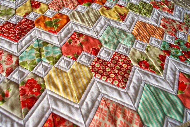 ZigZag Love by HopeTN   Quilting Pattern