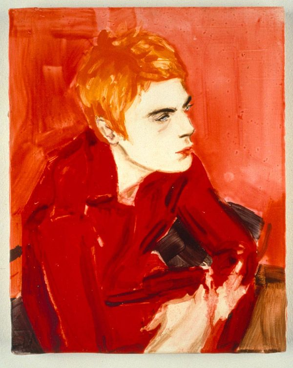 Elizabeth Peyton -repinned by http://LinusGallery.com  #art #artists #contemporaryart