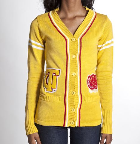 Tuskegee University Good Ol' Vintage Cardigan...I love this!!!!