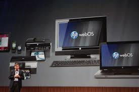 #HP Improve Towards WebOs