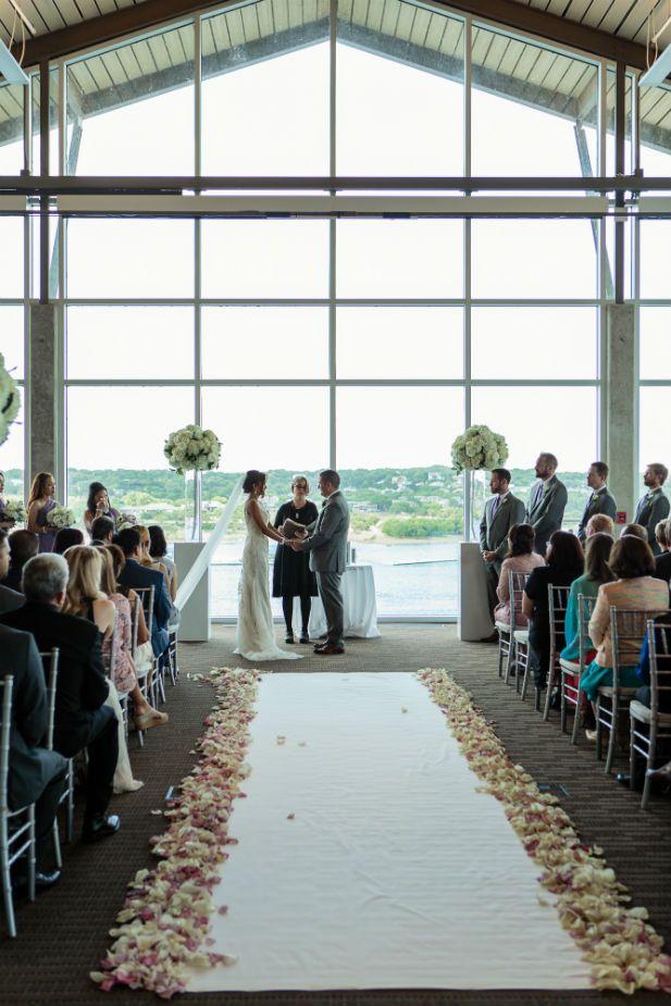 Romantic Wedding at Lakeway Resort and Spa, TX (Photo by Photohouse Films)