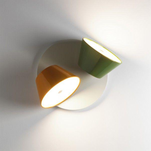 Wall fixture lamps. Design, light, lamps & lighting.